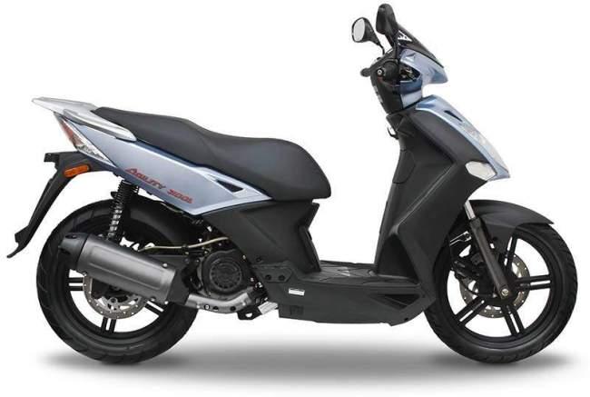 scooter più venduti - kymco agility 200i