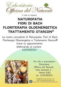 Naturopatia e Fiori di Bach a Mestre Officina del Naturale @ Erboristeria Officina del Naturale Mestre | Mestre | Italy