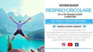 Workshop Respiro Circolare @ Erboristeria Officina del Naturale Mestre | Mestre | Italy