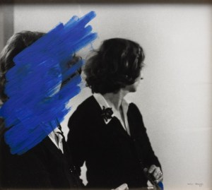 Helena Almeida, Pintura Habitada, 1975