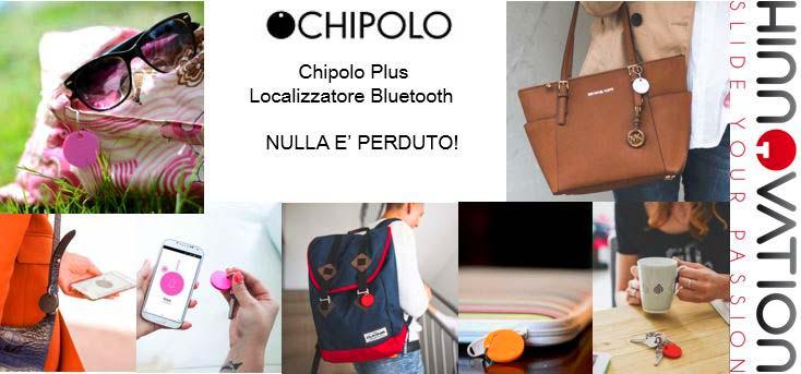 Nuovo Chipolo Plus – Nulla è perduto!