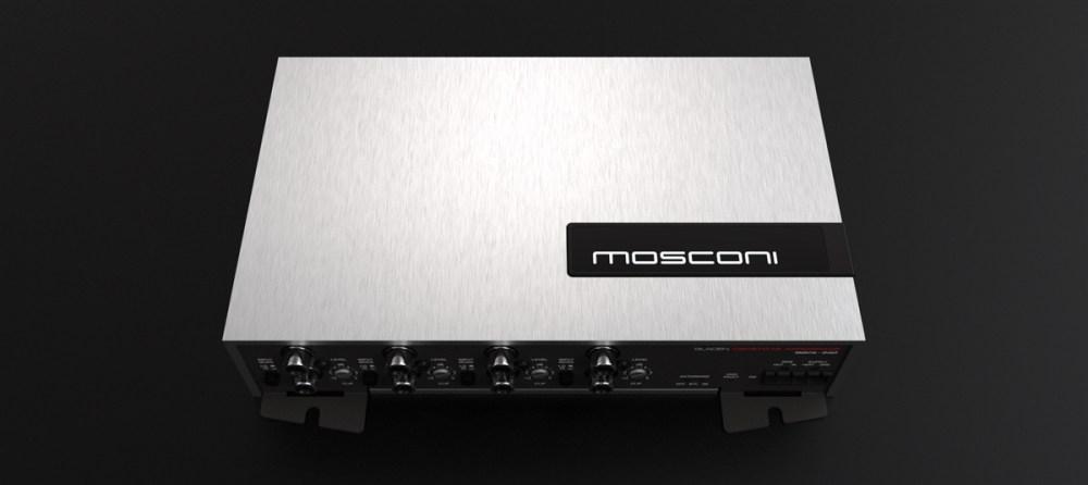 Mosconi Gladen presenta il nuovo processore DSP 6to8 Aerospace