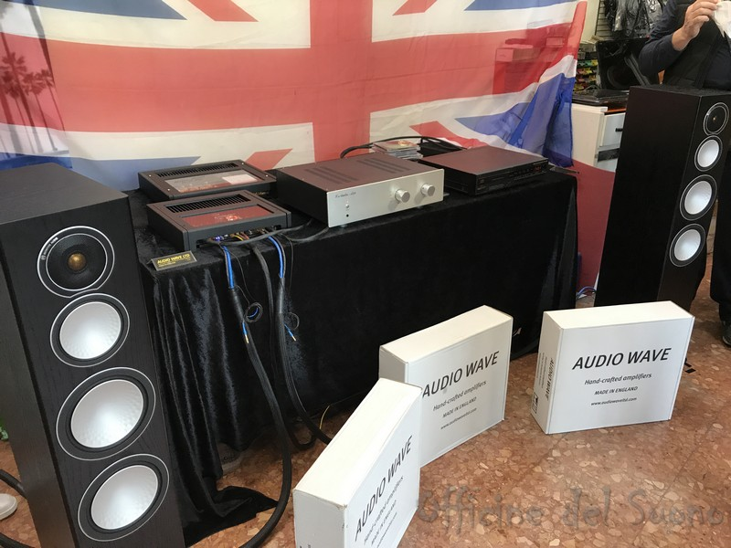 Sesto Audio Wave Day da l'Altro Pianeta Hi Fi – Una giornata tra appassionati di musica