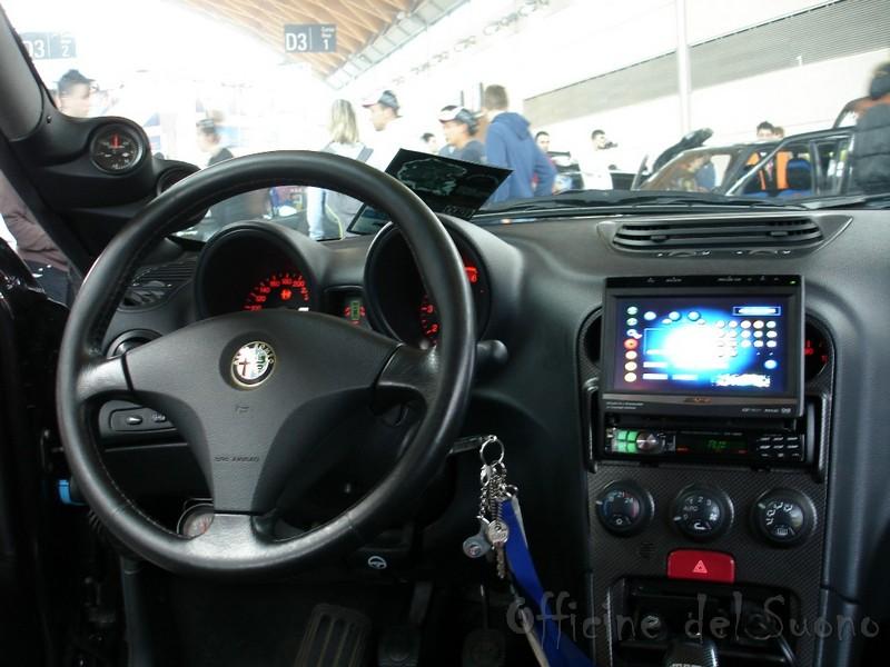 Hi Fi Car Story – Immagini dall'Audioraduno di ACS del 2006 – Alfa Romeo 156 – Alessio Duranti