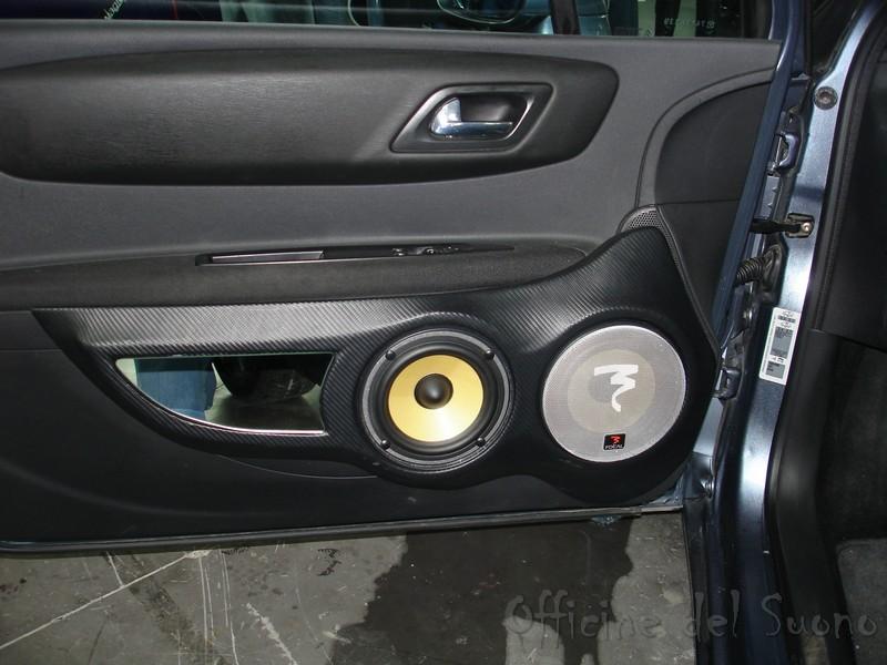Hi Fi Car Story – Immagini dall'Audioraduno di ACS del 2006 – Citroen C4 – Riccardo Baldacci