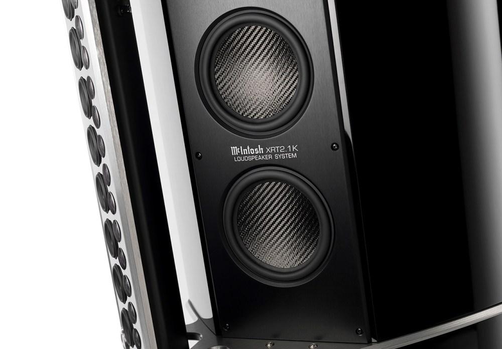 McIntosh commercializza i nuovi diffusori XRT2.1K