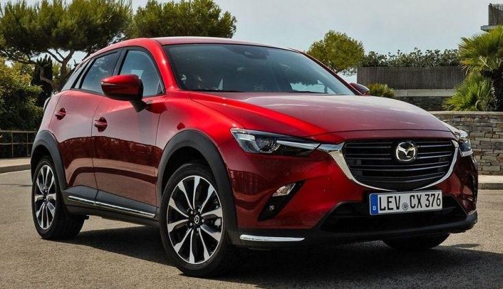 Mazda Presenta La Cx 3 2020 Officine Del Suono