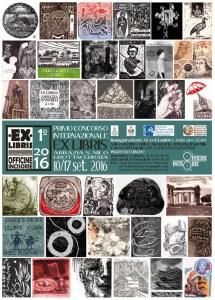 Mostra Primo Concorso internazionale Ex-libris 2016