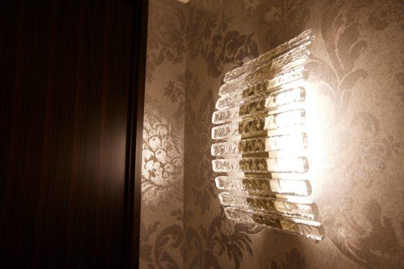 Masiero Vegas A P vrt wall light