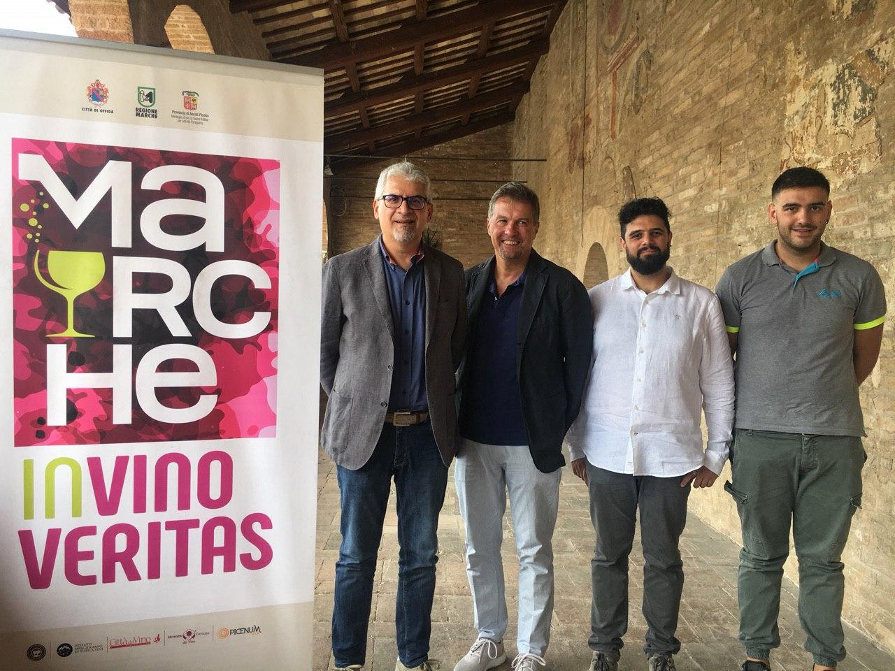 Marche in Vino Veritas, al via la seconda edizione | Offida.info