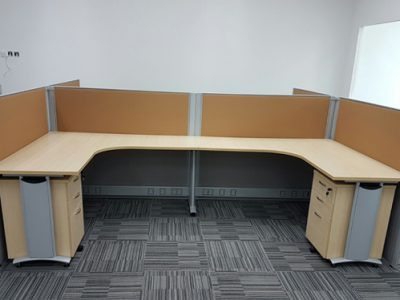Kallang Pudding - DP26 System Furniture