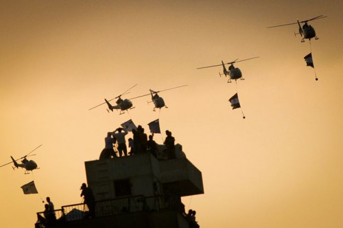 Egypt-choppers-strike-Sinai-militants-in-biggest-assault