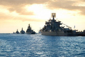 Russian Navy Warships