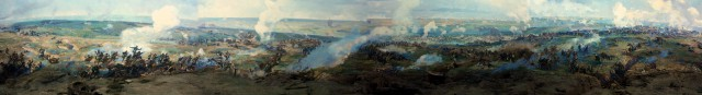 Pleven Epopee 1877, more commonly known as Pleven Panorama, is a panorama located in Pleven, Bulgaria, that depicts the events of the Russian-Turkish War of 1877–78, specifically the five-month Siege of Pleven.