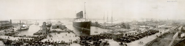 The RMS Lusitania was a British ocean liner. In 1915 she was torpedoed and sunk by a German U-boat, causing the deaths of 1,198 passengers and crew. It influenced the decision by the US to declare war in 1917. In other words, in a very tense international military situation, the tragic destruction of one passenger vehicle can have far-reaching political consequences.
