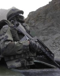 French Research and Investigation Squad in Afghanistan