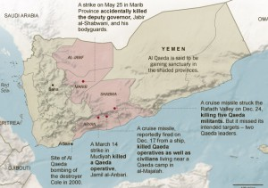 Attacking Al Qaeda in Yemen by The New York Times