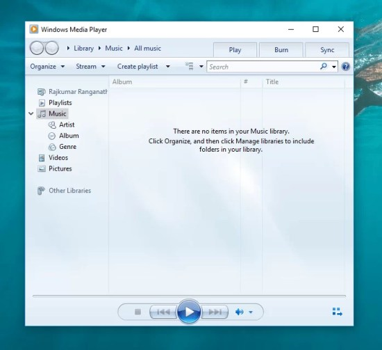 Download Windows Media Player Offline Installer