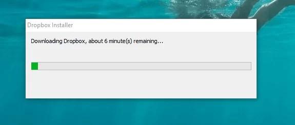 Download Dropbox Offline Installer
