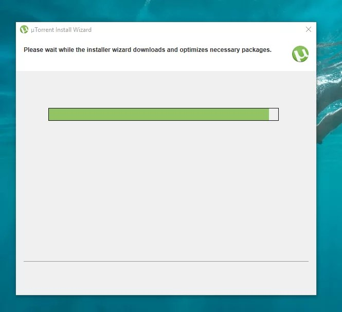 Download μTorrent Offline Installer