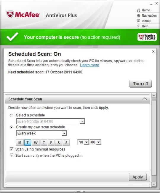 Download Mcafee Antivirus Offline Installer