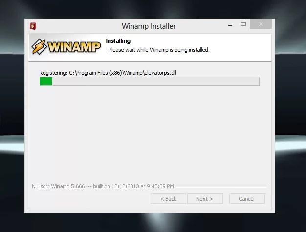 Winamp Offline Installer