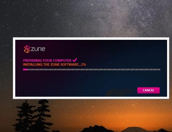 Download Zune Offline Installer