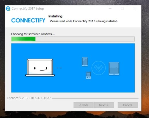 Download Connectify Offline Installer
