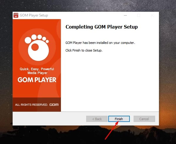 Download GOM Player Offline Installer