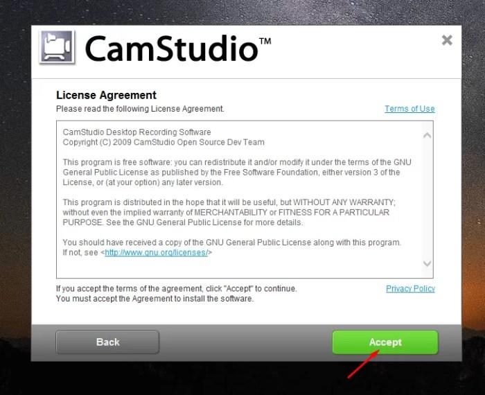 Download CamStudio Offline Installer