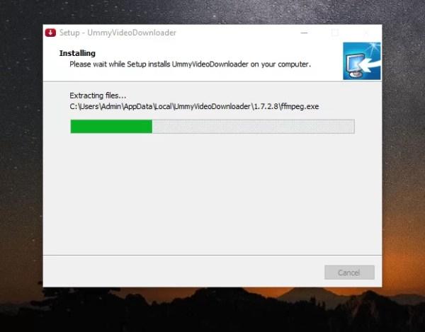 Ummy Video Downloader Offline Installer