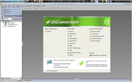 Dreamweaver Offline Installer