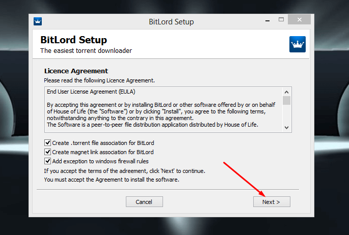 DownloadBitLord Offline Installer