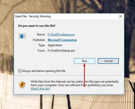 Download OneDrive Offline Installer