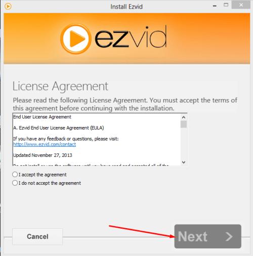 Download Ezvid Offline Installer