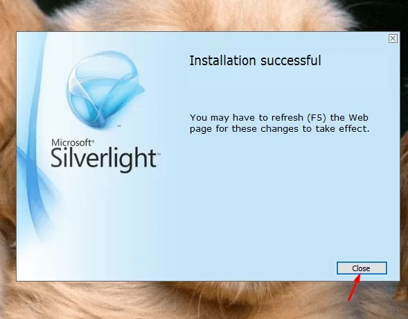 Microsoft Silverlight Offline Installer