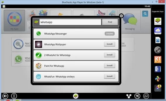 Download WhatsApp Offline Installer