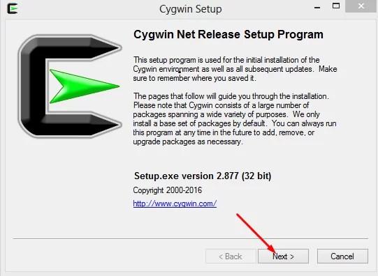 Download Cygwin Offline Installer
