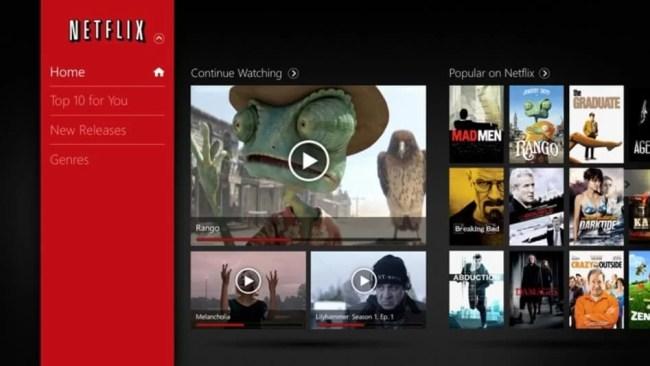 Netflix For Windows PC