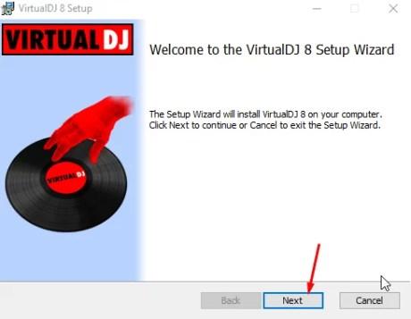 Virtual DJ for PC