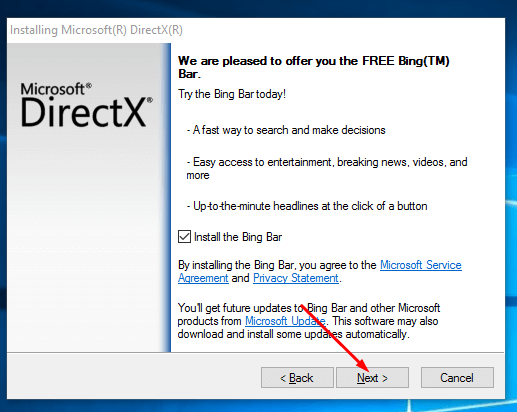 Download DirectX 10 Offline Installer