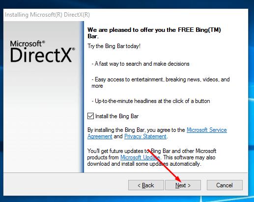 Download DirectX 10 Offline Installer
