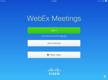Cisco WebEx Offline Installer