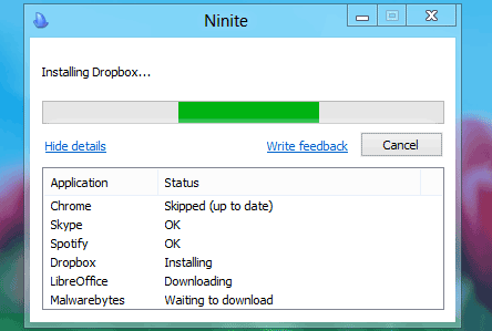 Download Ninite Offline Installer