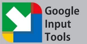 Google Input Tools Offline Installer Free Download