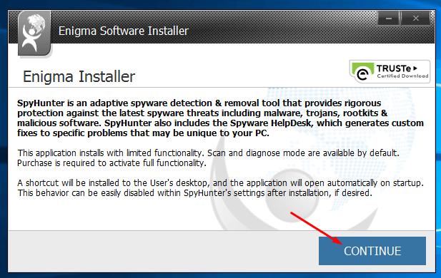Download SpyHunter Offline Installer