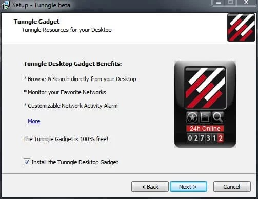 Download Tunngle Offline Installer
