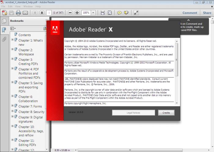 Download Adobe Reader 10 Offline Installer