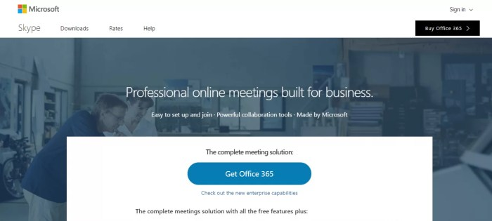Download Skype For Business Offline Installer