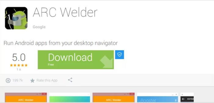 Download Arc Welder Offline Installer